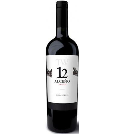 ALCEÑO TWELVE 12 MESES MONASTRELL 2011
