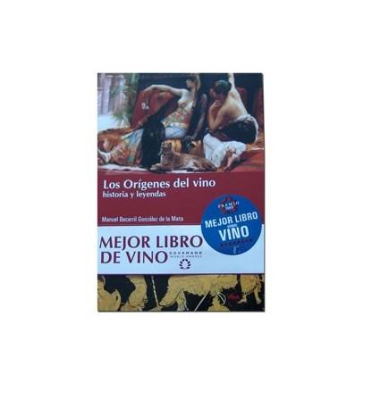 LIBRO LOS ORIGENES DEL VINO